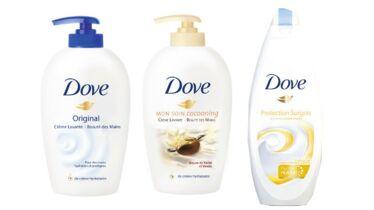 Dove, l'expertise douceur depuis 1957