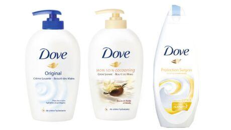 Toujours plus de douceur avec Dove