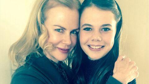 PHOTO Nicole Kidman pose avec sa nièce Lucia qui est son parfait sosie!