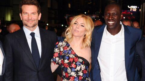 PHOTOS Omar Sy, Bradley Cooper et Sienna Miller réunis pour l'avant-première de A Vif