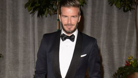 PHOTO David Beckham se fait tatouer un dessin de sa fille de 4 ans