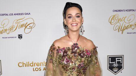 PHOTO Katy Perry et son incroyable déguisement pour Halloween