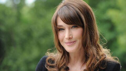 Carla Bruni: «Je n'ai pas une vie difficile»