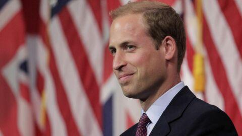 Le prince William: un si simple super héros