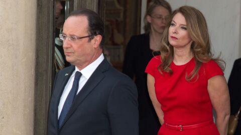 Valérie Trierweiler et François Hollande ne s'adressent plus la parole