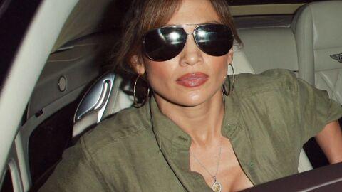 Jennifer Lopez victime d'un accident de voiture