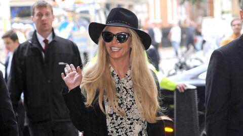 Britney Spears se sent enfin bien dans sa peau