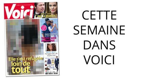 Cette semaine dans Voici: une actrice face au scandale, nos photos exclu