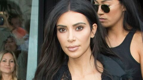 PHOTO Quelques heures après son agression, Kim Kardashian pose seins nus sur Instagram