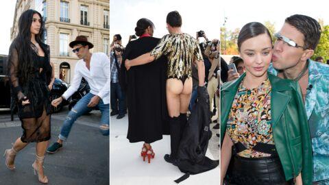 PHOTOS Kim Kardashian, Leonardo DiCaprio, Miranda Kerr, etc agressés par le fou des stars: toutes les images