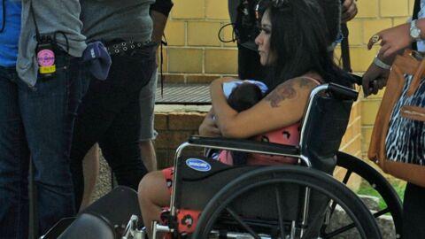 PHOTOS Snooki est sortie de la maternité avec son fils