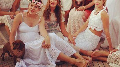 PHOTO Charlotte Casiraghi fête l'enterrement de vie de jeune fille de sa future belle-sœur