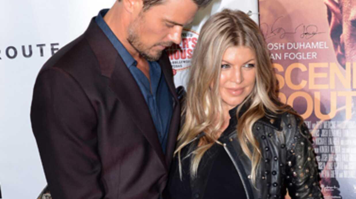 Fergie et Josh Duhamel parents d'un petit garçon
