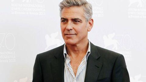 Georges Clooney: élu l'homme mûr le plus sexy du monde!