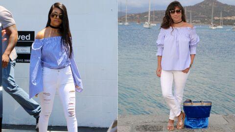 Marieluvpink: le look de rentrée idéal, inspiré par Kourtney Kardashian