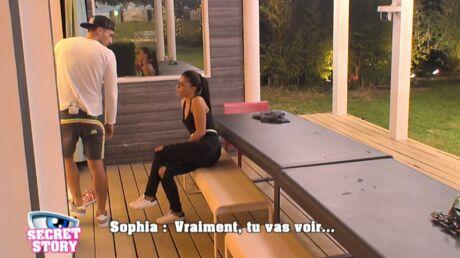 Secret Story 10: Julien et Sophia, ce couple qui ne tiendra pas 3 jours de plus