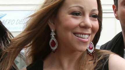 VIDEO Mariah Carey à Paris pour son anniversaire de mariage