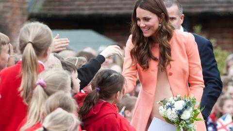 DIAPO Kate Middleton: une future maman impliquée pour les enfants malades