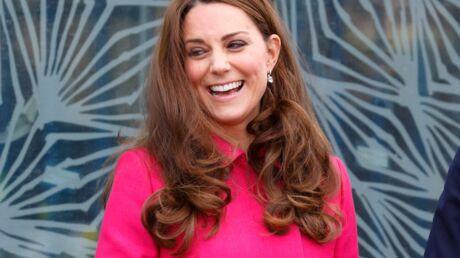 Kate Middleton pas d'accouchement prévu avant le 5 mai?