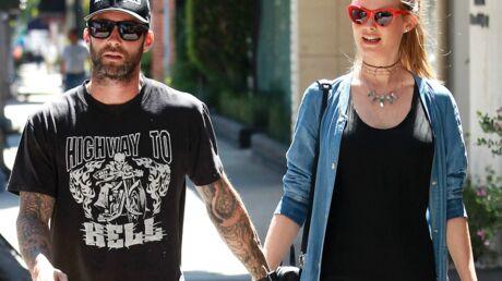 Adam Levine: sa compagne, Behati Prinsloo, attend une petite fille