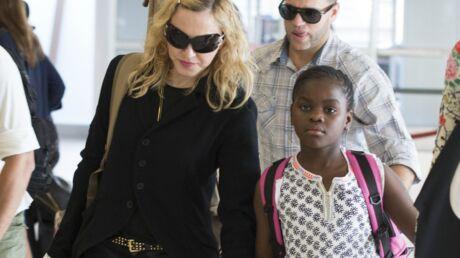 Madonna: la mère biologique de sa fille adoptive, Mercy, veut la récupérer
