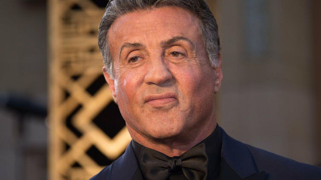 Sylvester Stallone bientôt dans une série sur la mafia