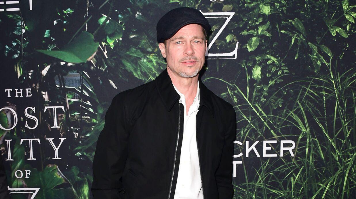 Brad Pitt a passé une soirée avec ses enfants… et leurs nounous!