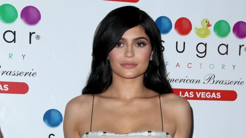 PHOTO Kylie Jenner : ses followers confondent son tattoo avec une cicatrice