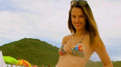 PHOTO Alessandra Ambrosio enceinte et radieuse
