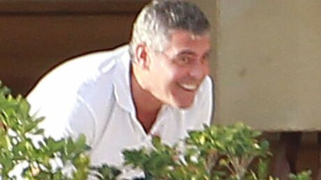 PHOTOS George Clooney en vacances au Mexique avec Stacy Keibler