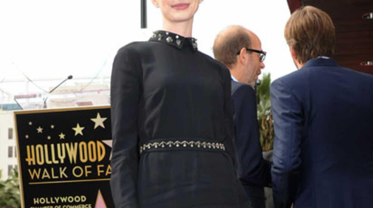 Anne Hathaway: personne ne lui a demandé de maigrir autant