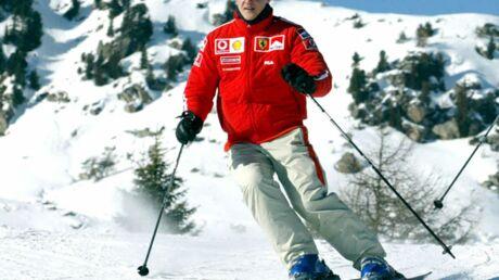 Michael Schumacher toujours dans un état critique après son accident de ski