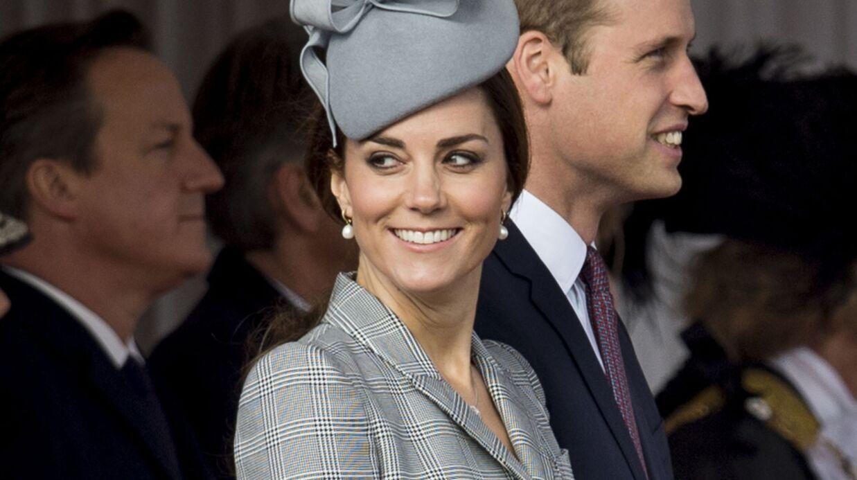 Kate Middleton élue femme la mieux habillée du Royaume-Uni
