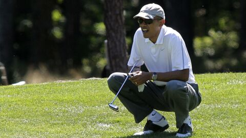 Un mariage perturbé à Hawaï à cause d'une partie de golf de Barack Obama
