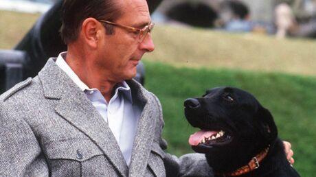 Jacques Chirac a fait enterrer son chien en secret à l'Élysée