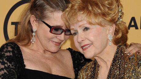 Carrie Fisher et Debbie Reynolds: Todd Fisher partage sa peine après la mort de sa soeur et de sa mère