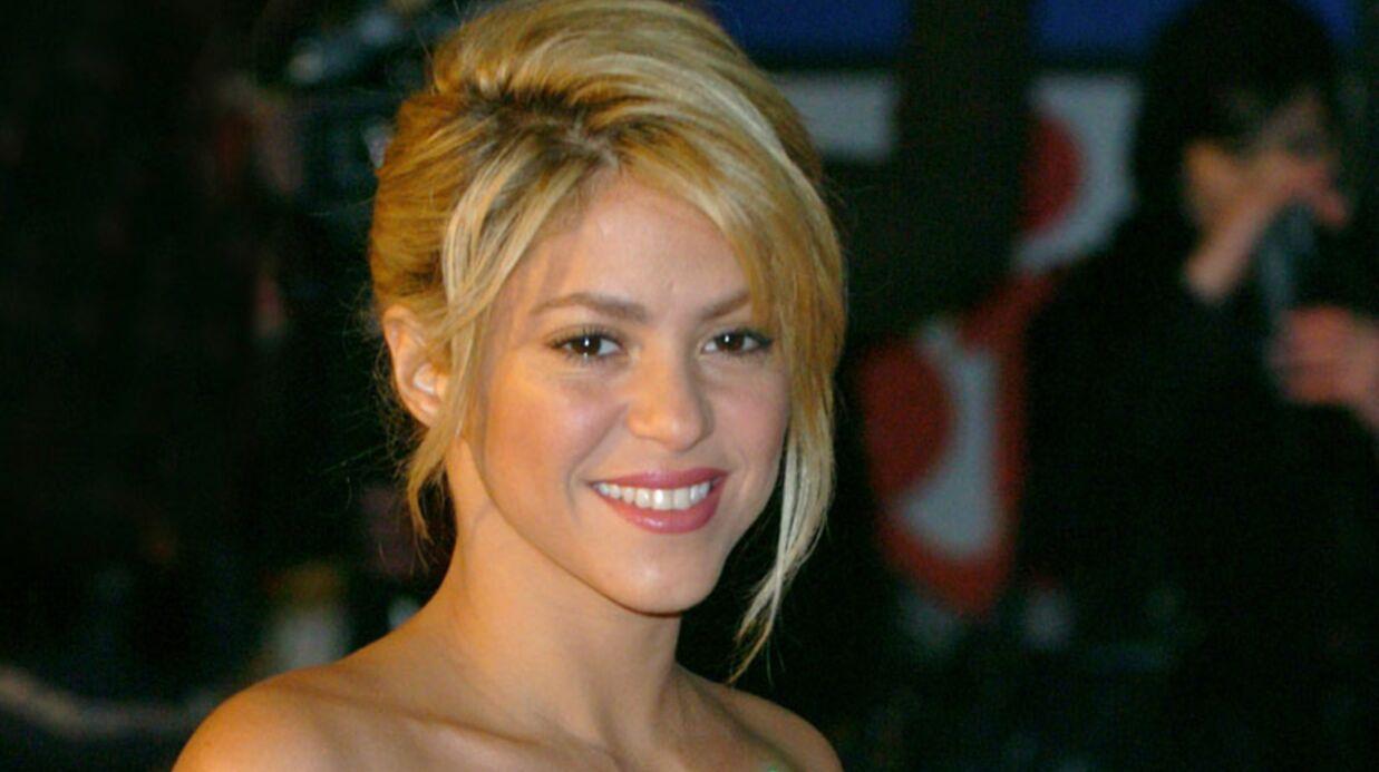 Shakira parle de sa relation avec Gerard Piqué