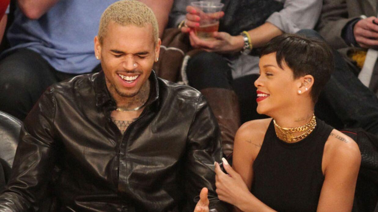 Rihanna explique son retour dans les bras de Chris Brown