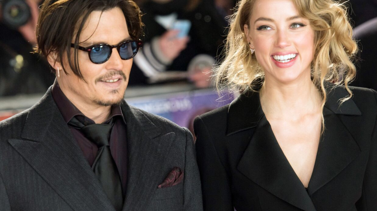 Johnny Depp et Amber Heard: leur mariage serait prévu la semaine prochaine!