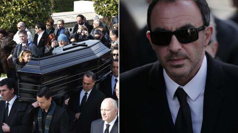 PHOTOS Obsèques de Demis Roussos: l'émotion de Nikos Aliagas