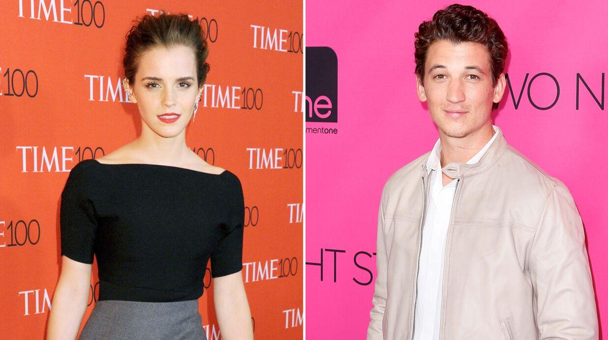 Emma Watson et Miles Teller: pressentis pour La La Land, leurs caprices leur ont coûté leurs rôles