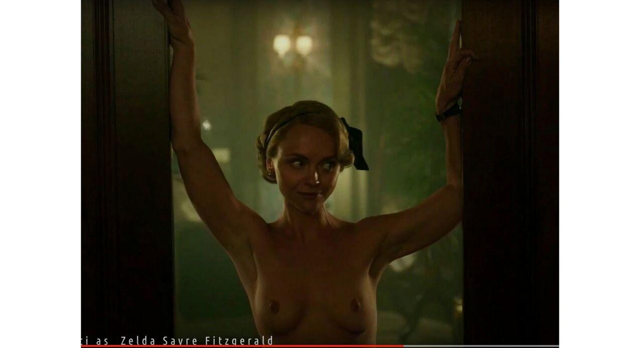 VIDEO Christina Ricci apparaît entièrement nue (et de face) dans sa nouvelle série