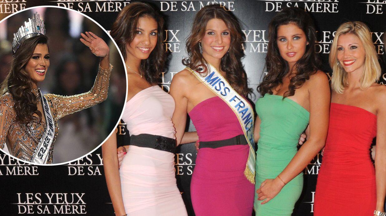 Iris Mittenaere élue Miss Univers: voici comment les autres Miss France ont réagi