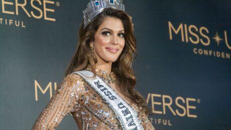 Iris Mittenaere: son message touchant à sa grand-mère, inquiète de sa victoire à Miss Univers
