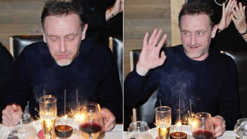 PHOTOS Gérardmer 2017: Jean-Paul Rouve fête ses 50 ans lors du dîner Syfy