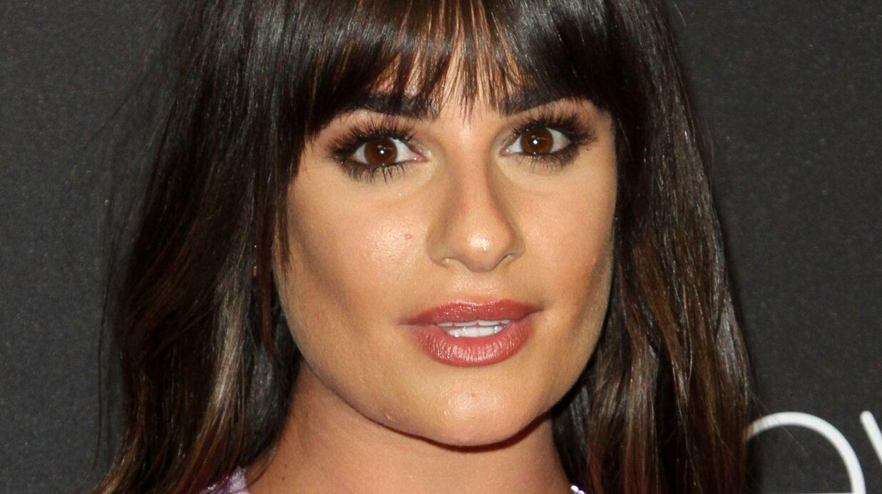 PHOTO Lea Michele (Glee) pose entièrement nue dans son lit
