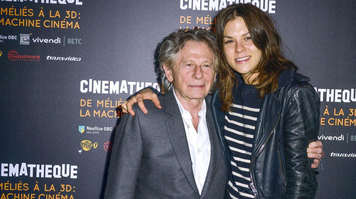 PHOTO Roman Polanski: sa fille Morgane lui rend un bel hommage