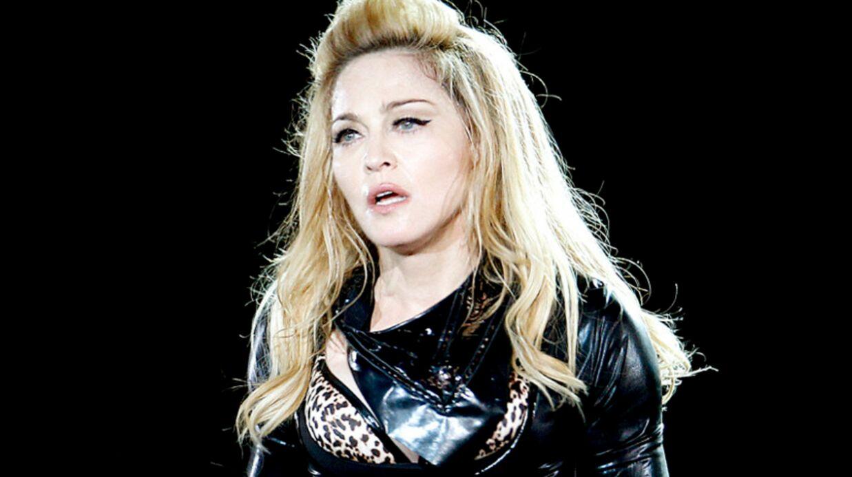 Madonna balaie la polémique née de son spectacle à l'Olympia