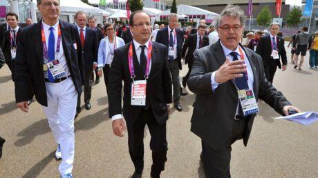 PHOTOS François Hollande, traité comme un mec normal aux J.O.