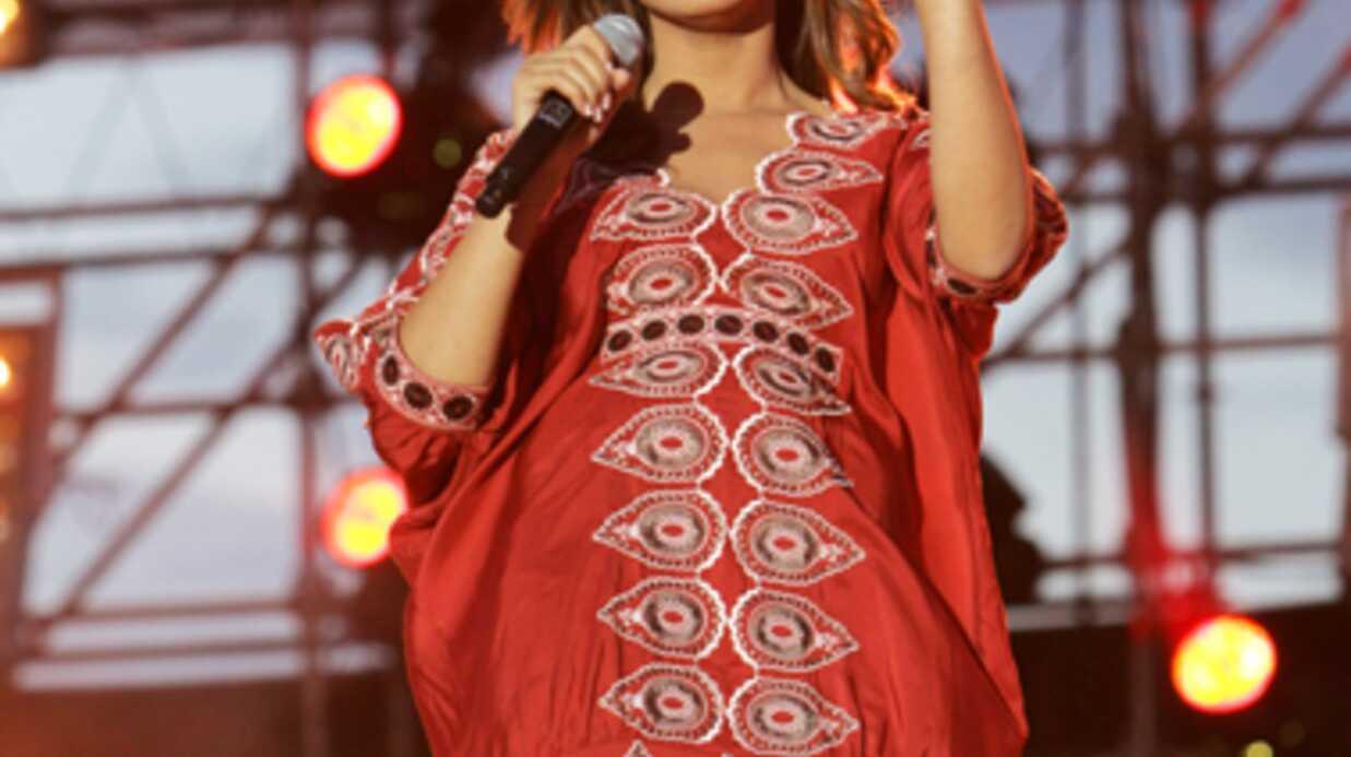 Chimène Badi annule sa tournée pour raisons de santé